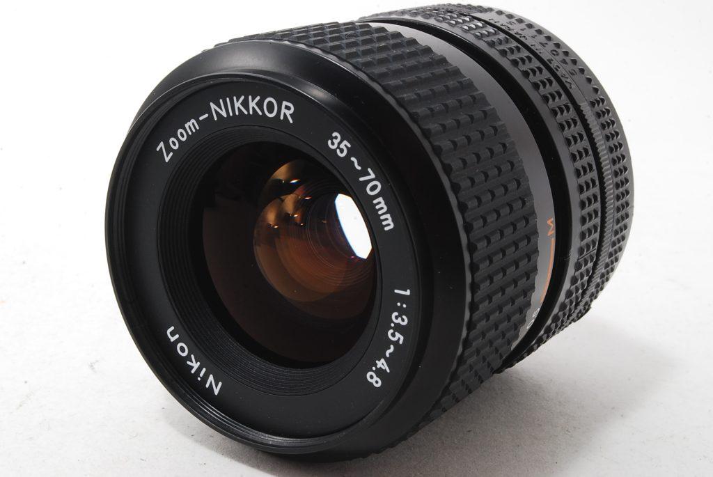 Nikon Zoom-NIKKOR 35-70mm F3.5-4.8