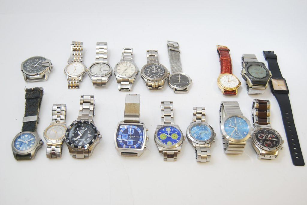 古物の区分:時計・宝飾品類