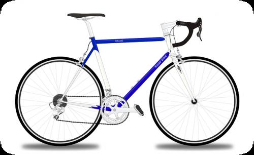 古物の区分:自転車類