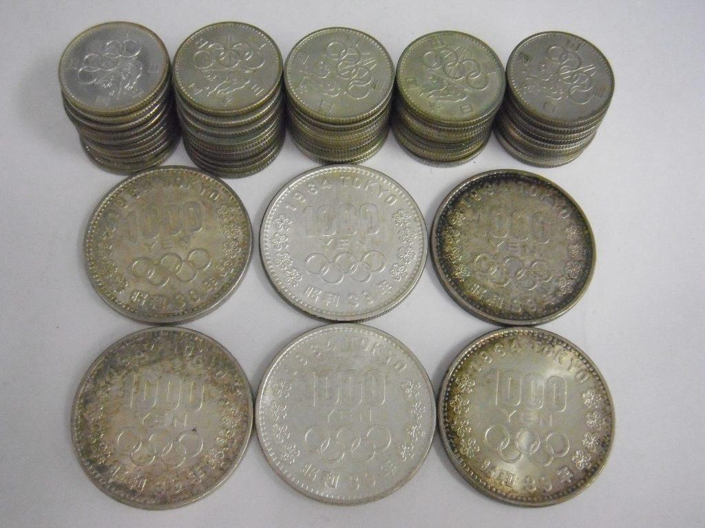 【買取実務/商品知識】オリンピック記念硬貨セット