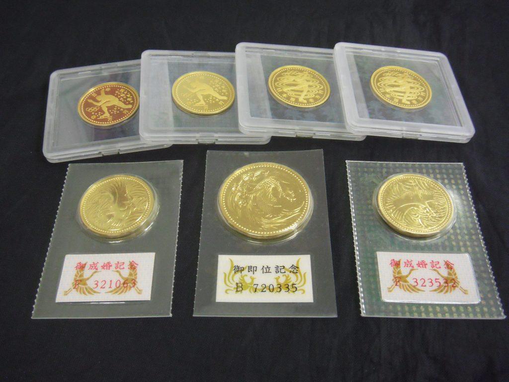 【買取実務/商品知識】天皇陛下関連記念硬貨