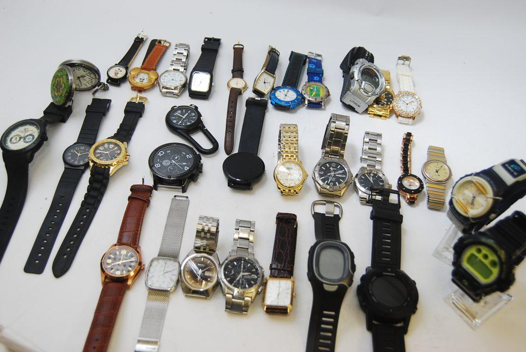 【買取実務/商品知識】時計いろいろ