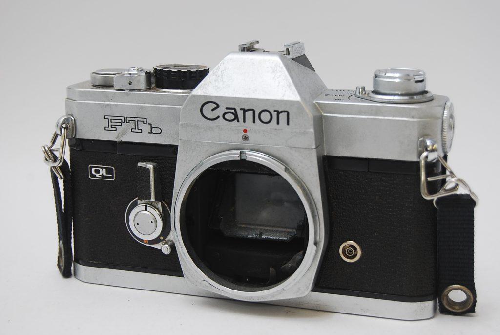 【買取実務/商品知識】Canon FTb QL
