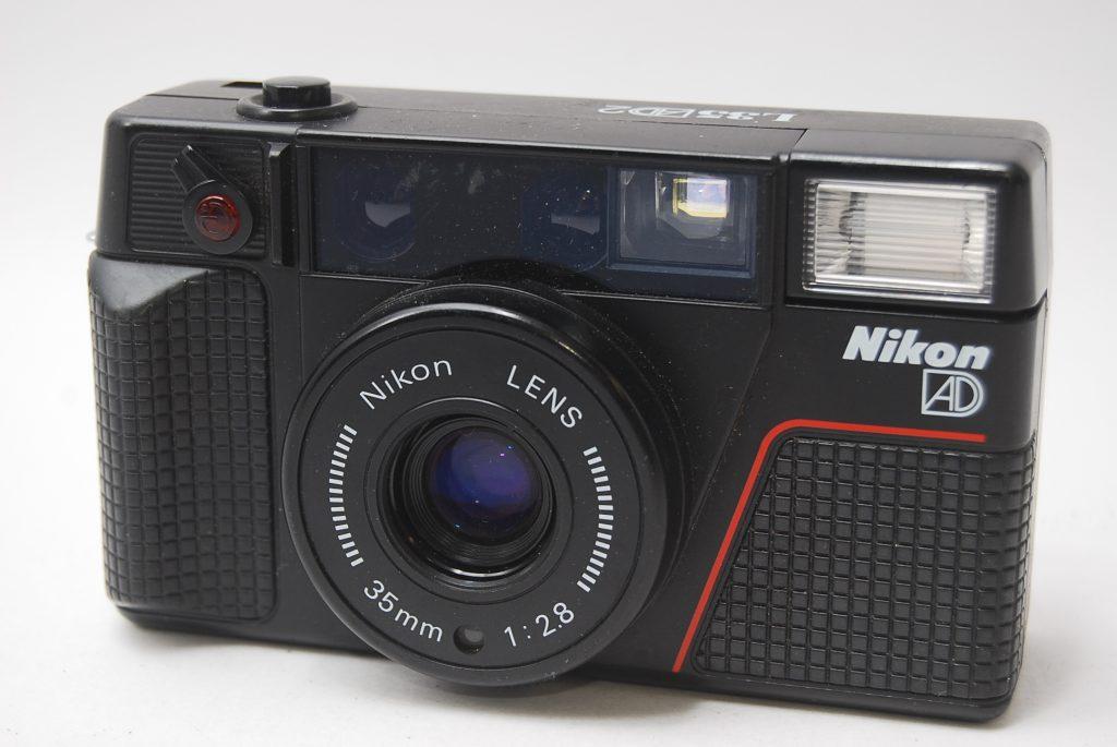 【買取実務商品知識】Nikon L35 AD2