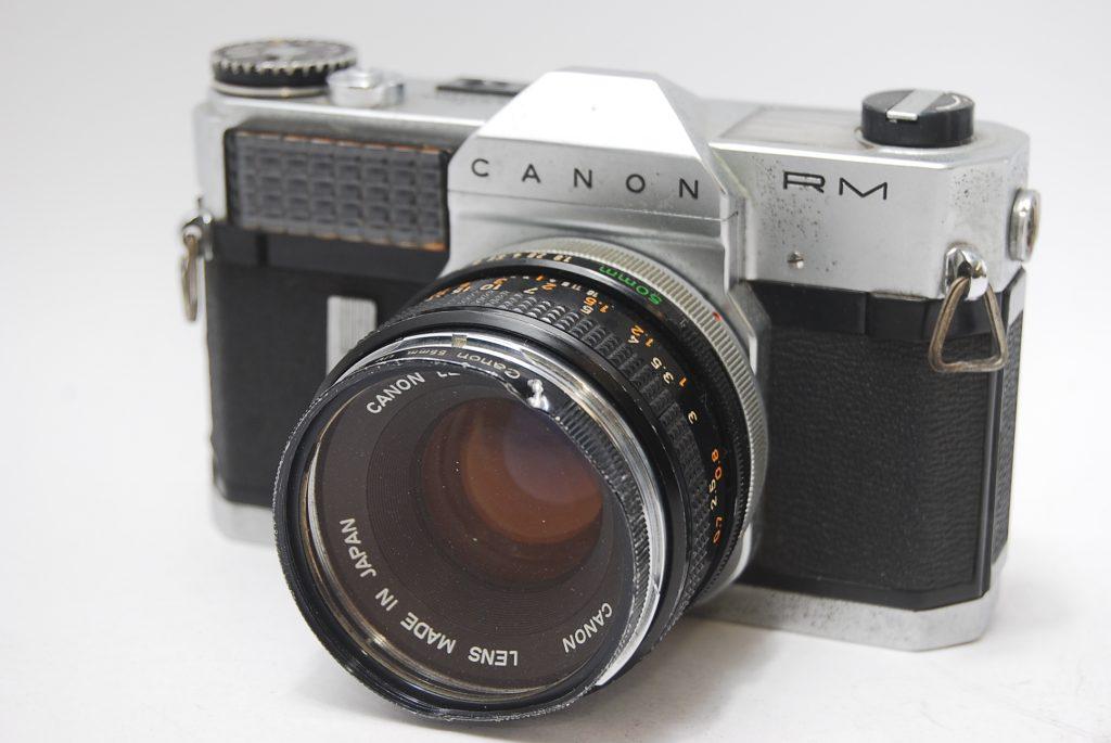 【買取実務/商品知識】Canonflex RM