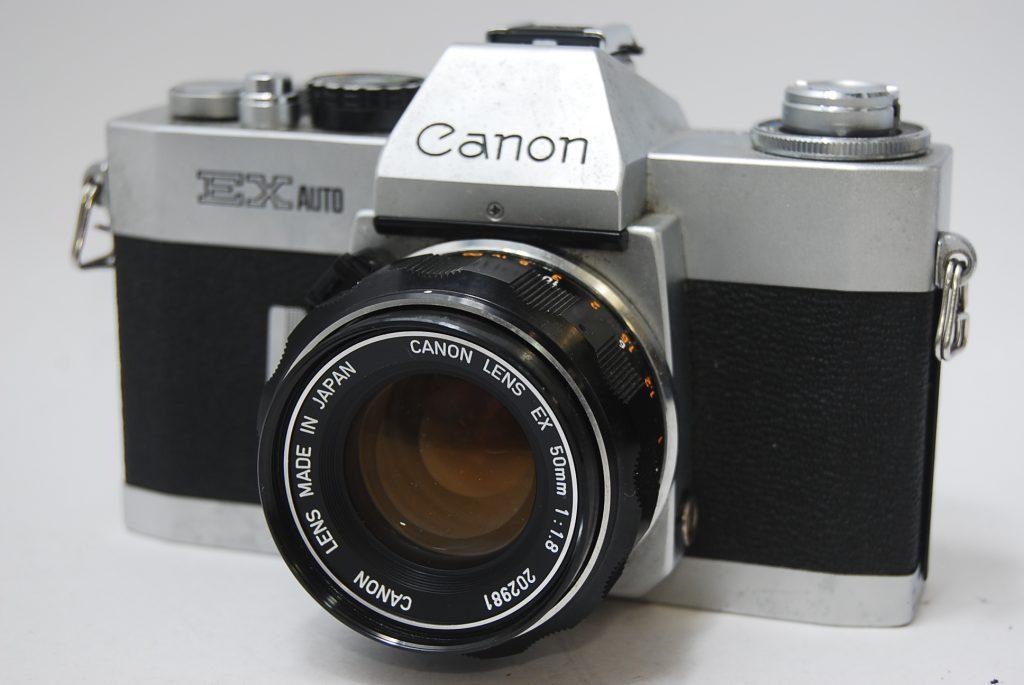【買取実務/商品知識】Canon EX auto