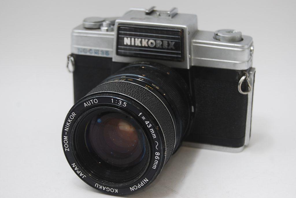 【買取実務/商品知識】Nikkorex zoom35