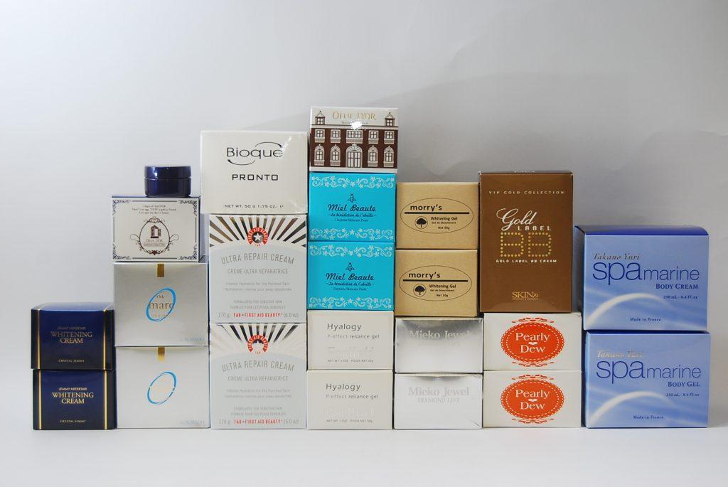 【買取実務/商品知識】化粧品の買取